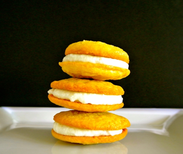 Calamansi Cream Cookies
