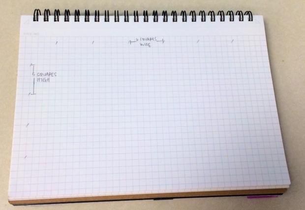 2015 DIY Calendar 1
