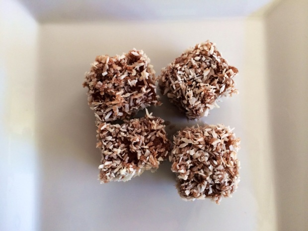Mini Lamingtons 1